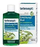 tetesept Erkältungsbad Badekonzentrat - Badezusatz mit 4 ätherischen Ölen gegen...