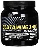 Olimp Glutamine 1400 Mega Caps | L-Glutamin in Kapselform | 300 Kapseln