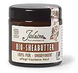 Jislaine Bio-SHEABUTTER* - Unraffiniert und Pur für sehr trockene Haut & Haare - Komplett vegan &...