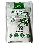JQ 500g Trocken Sieben Blätter Jiaogulan (Natürliche Süße)Ohne Stängel...