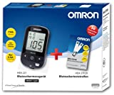 Omron Blutzucker-Vorteilspack, in mg/dL