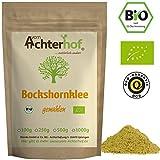 Bockshornklee gemahlen BIO (250g) | Bockshorn-Tee| Bockshornkleesamen Pulver | Ideal als Tee oder...