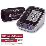 Omron M500 Oberarm-Blutdruckmessgerät mit Intelli Wrap Manschette für mehr Sicherheit und...