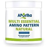 APOrtha Multi essential Amino Pattern I 362 g Aminosäurenpulver mit 8 essentiellen Aminosäuren...