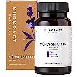 Kurkraft Mönchspfeffer Extrakt - Original Vitex Agnus Castus - 10mg Extrakt je Kapsel - Vegan -...