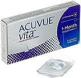 Acuvue Vita Monatskontaktlinsen mit maximalem Tragekomfort / Den ganzen Monat lang / 4.75 dptund BC...