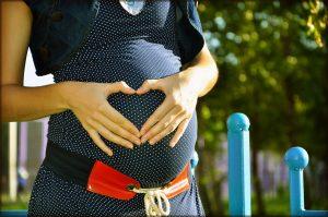 Kleesahmen in der Schwangerschaft