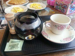 Katzenkralle Stevia Tee süßen