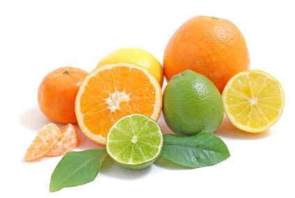 Zitrusfrüchte gegen Fieber