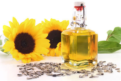 Vitamin-E Sonnenblumenöl