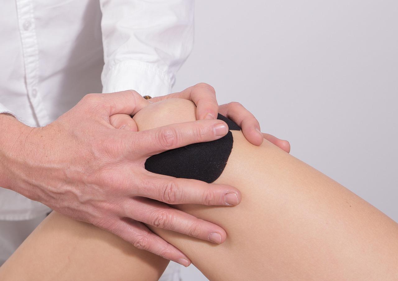 Knieschmerzen